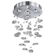 Bubbles Ceiling Light - 4 Light Pendant 8354-4CC