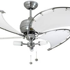 "Fantasia Spinnaker Combi 40"" Ceiling Fan - S/Steel"