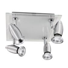 Saturn Spotlight - 4 Light Halogen Square 8764CC