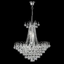 Limoges Chandelier - 6 Light Crystal 9071-52CC