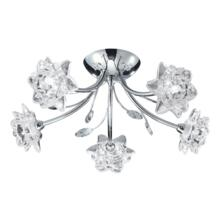 Bellis Ceiling Light - 5 Light Semi-Flush 9285-5CC