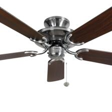 Fantasia Mayfair Ceiling Fan - Stainless Steel