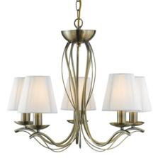 Andretti Ceiling Light - 5 Light 9825-5AB