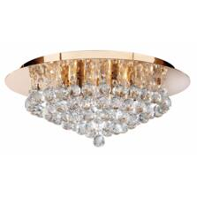 Hanna Ceiling Light - 6 Light Flush 3406-6GO