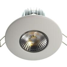 10w LED Fire-Rated Downlight - Matt White