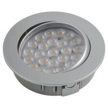 LED Tilt Cabinet Downlight - Warm White