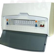 Dual RCD 17th Edition Consumer Unit