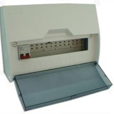 Standard 100A Isolator Consumer Unit