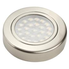12v Surface Round LED Under Cabinet Light- 1.6W