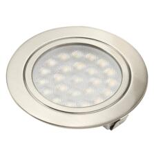 Stainless Steel Recessed LED Downlight 1.6W