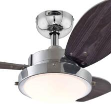 Westinghouse Wengue Ceiling Fan with Light 78763