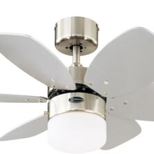 Westinghouse Flora Royale Ceiling Fan & Light
