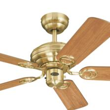 "Westinghouse Ceiling Fan - Design & Combine 72122 - 42"" Satin Brass"