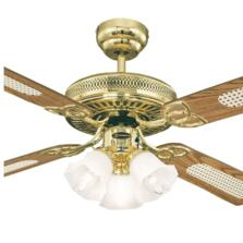 Westinghouse Monarch Trio Ceiling Fan with Light