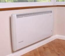 Consort PLC Panel Heater - White No Controls