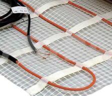 Comfortzone Under Floor Heating Mat 200W/m2 - 1m2 200W