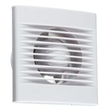 "White Bathroom / Toilet Extractor Fan 4"" 100mm"