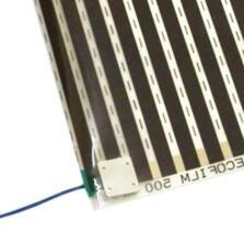 Flexel EcoFilmSet 160W/m2 U/floor Htg Element-1000mm Wide - 2.5m Long x 1000mm Wide - 400W Output