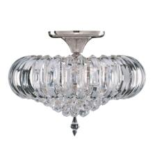 Sigma Semi-Flush Chandelier Ceiling Light 50004CC