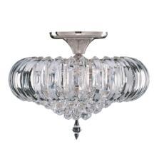 Sigma Semi-Flush Chandelier Ceiling Light 50004CC