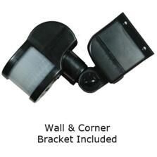 Corner PIR Sensor 270dg IP44