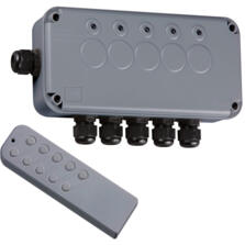 IP66 Remote Switch Box