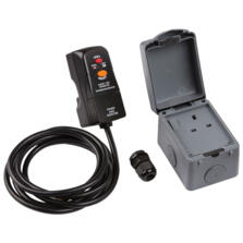 IP66 Outdoor Socket Kit
