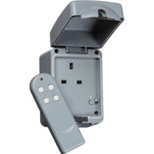 IP66 13A Remote Controlled Socket