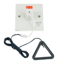 Triple Pole Pull Switch - Part M compliant