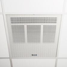 Consort Claudgen Recessed Ceiling Heater -3/4.5/6kW