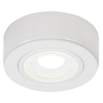 240v 2w LED White Kitchen Undercabinet Light - Warm White 3000K