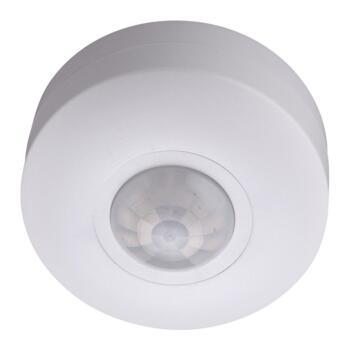 White 360 Degree Ceiling PIR Motion Sensor - White