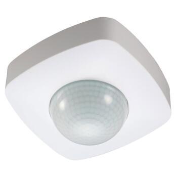 White 360 Degree Interior Ceiling Occupancy Presence Sensor - White