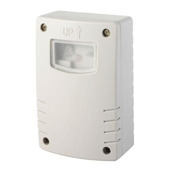 Electronic Photocell Sensor & Timer - Light Grey