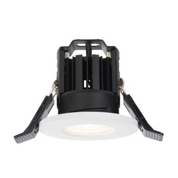 GU10 Trimless Downlight - 8W LED Fitting - Dimmable