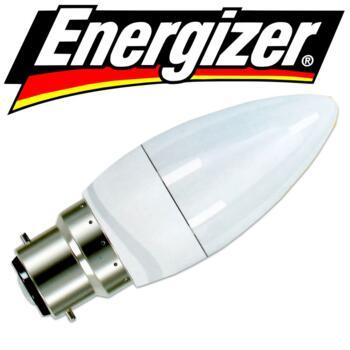 LED Candle Bulb BC / SES - BC 5.9W (40w)