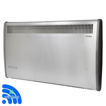 Consort Wall Mounted SS Wireless Panel Heater - 0.5kw