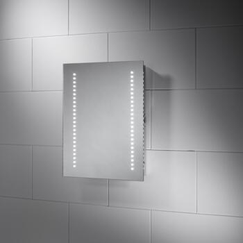 Sienna LED Illuminated Mirror Light 390mm x 500mm - Sienna LED Mirror