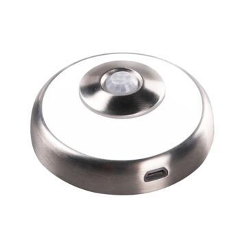 Medusa LED PIR Cabinet Light - Stainless Steel