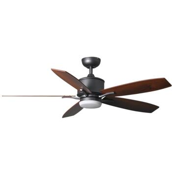 "Fantasia Prima Natural Iron Ceiling Fan 52/42"" - 52"" 117186"