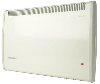 Consort PLC Panel Heater - With Controls - PLC200TI 2.0kW + Thermostat and 24hr Timer