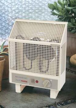 Frost Protection Heater -Consort Frostfighter - 450W Output - Beige