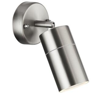 Outdoor LED Directional Spotlight Stainless Steel  - 6411SS-LED