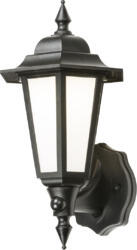230V IP54 LED Wall Lantern with PIR LANT2