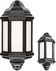 230V IP54 LED Half Wall Lantern LANT3