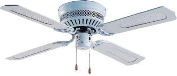 Micromark nashville ceiling fan white 42 1070mm micromark nashville ceiling fan white mozeypictures Choice Image