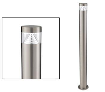LED Outdoor Post Light Stainless Steel Finish - 8508-900