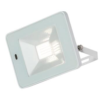 White LED Floodlights With Microwave Motion Sensor - 20w