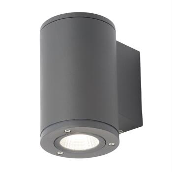 Anthracite IP54 LED Wall DownLight - ZN-34020-ANTH