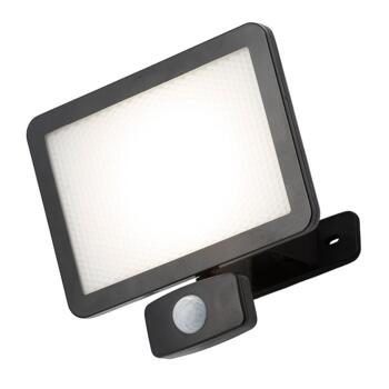 Coast LED Slimline Floodlights With PIR Sensor - 20w